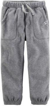 Carter's Toddler Boy Fleece Jogger Pants