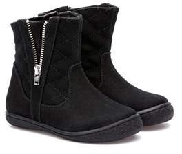 Rachel Girls' Malaga Suede Boot.