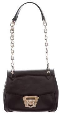 Salvatore Ferragamo Textured Leather Bag