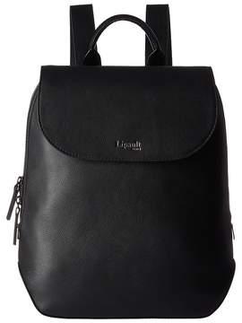 Lipault Paris Plume Elegance Leather Small Backpack