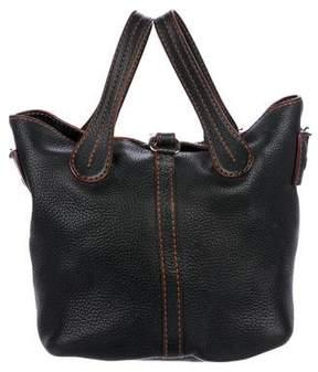 Tod's Leather Bucket Bag