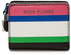 Marc Jacobs Mini Compact Leather Wallet
