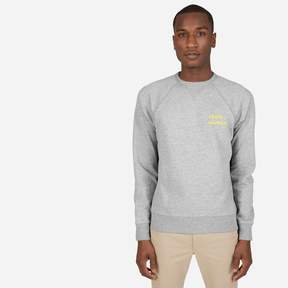 Everlane Human Pride Unisex French Terry Sweatshirt in Small Print