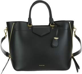 Michael Kors Large Blakely Bag - BLACK - STYLE