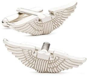 Ice Aviator's Wings Cufflinks