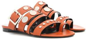 Pierre Hardy Dani leather sandals