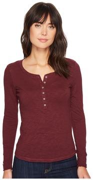 Ariat Agnes Henley Women's Long Sleeve Pullover