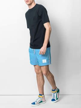 Pierre Hardy Blue match sneakers