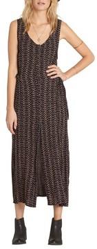 Billabong Women's Desert Dreams Print Midi Dress