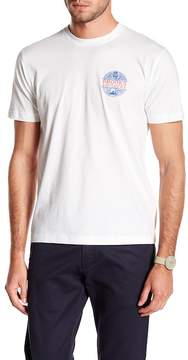 Brooks Brothers Lighthouse Graphic Crew Neck Tee