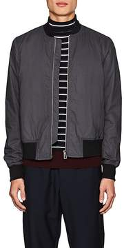 Paul Smith Men's Cotton-Blend Bomber Jacket