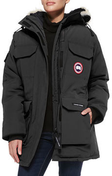 Canada Goose Expedition Fur-Hood Parka