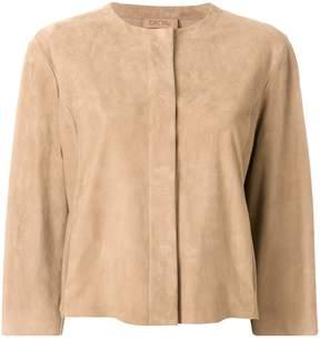 Drome boxy cropped jacket