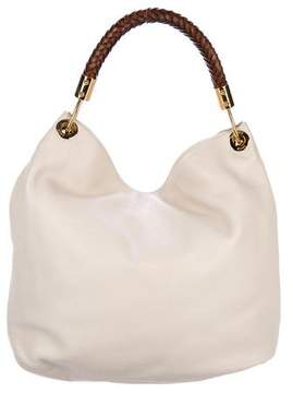 Michael Kors Leather Skorpios hobo