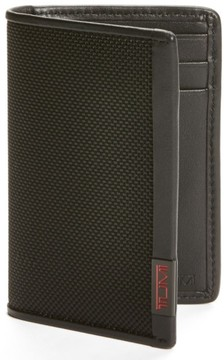 Tumi Men's 'Alpha' Multi Window Card Case - Black