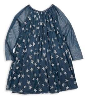 Stella McCartney Toddler's, Little Girl's & Girl's Star Chiffon Dress