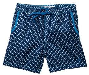 Trunks Jr. Swim Triangle Interlock Swim Trunk (Toddler, Little Boys, & Big Boys)