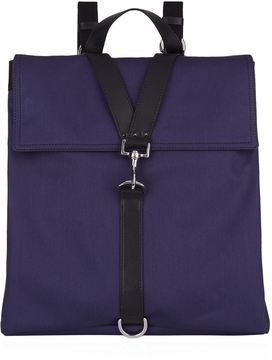 Valentino Flap Front Backpack