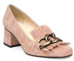 White Mountain Summit By Julia SI0493 Suede Pumps