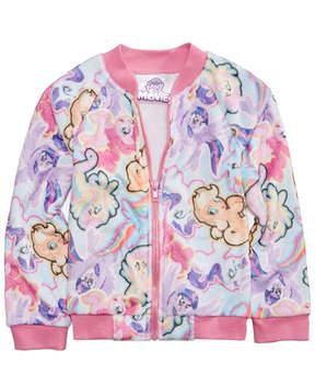 My Little Pony Bomber Jacket, Little Girls (4-6X)