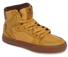 Supra Boy's 'Vaider' High Top Sneaker