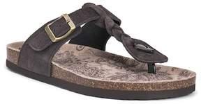 Muk Luks Printed Marsha Sandal