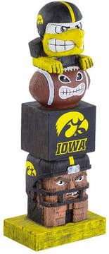 Evergreen Iowa Hawkeyes Tiki Totem