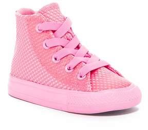 Converse Chuck Taylor All Star Mesh Hi Sneaker (Baby & Toddler)