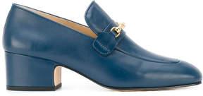 Joseph mid heel loafers