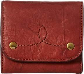 Frye Campus Rivet Medium Wallet Wallet Handbags