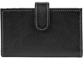 Mundi Rio Leather Double Card Case