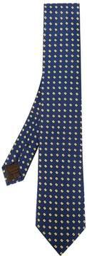 Church's geometric pattern tie