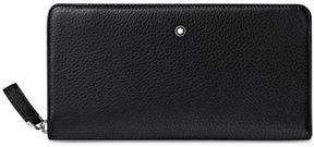 Montblanc Meisterstück Soft Grained Zip Wallet
