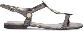 Carvela Comfort Sarah embellished metallic sandals