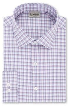 Kenneth Cole New York Reaction Kenneth Cole Flex Dress Shirt - Men's - Purple Multi