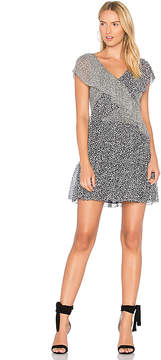 Derek Lam 10 Crosby Sleeveless Ruffled Dress