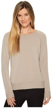 Beyond Yoga Relaxed Long Sleeve Pullover Women's Long Sleeve Pullover