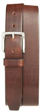 Trafalgar Men's Leather Belt