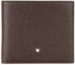 Montblanc Meisterstuck 8CC Brown Leather Wallet