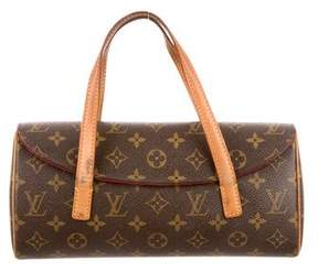 Louis Vuitton Monogram Sonatine Bag - BROWN - STYLE