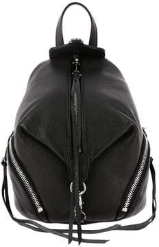 Rebecca Minkoff Backpack Shoulder Bag Women - BLACK - STYLE