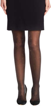 Emilio Cavallini Women's Sparkle Ribbed Tights