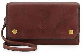 Frye Women's Campus Rivet Phone Wallet