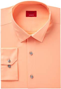 Alfani Men's Slim-Fit Stretch Solid Dress Shirt, Created for Macy's