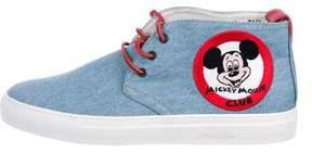 Del Toro Mickey Mouse Chukka Sneakers