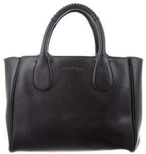 Salvatore Ferragamo Small Leather Satchel