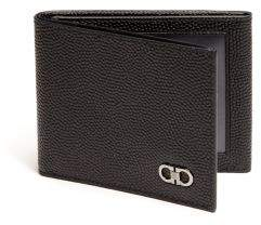 Salvatore Ferragamo Leather ID Wallet