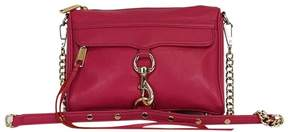 Rebecca Minkoff Pink Leather Crossbody - PINK - STYLE