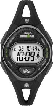 Timex TW5M10900JV Black Sleek 50 Mid-Size Women's Watch