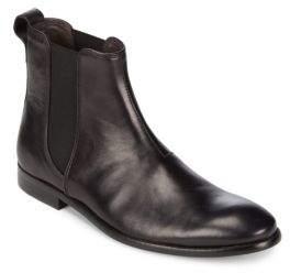 John Varvatos Slip-On Leather Chelsea